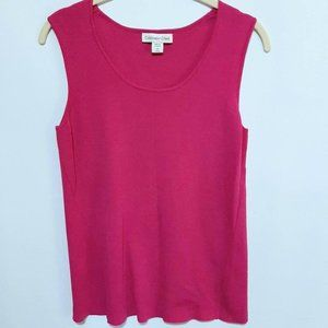 Coldwater Creek Sleeveless Sweater    (299)